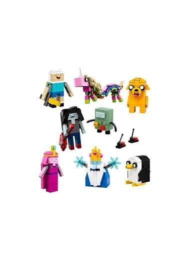 Lego Lego Ideas Adventure Set 21308 Renkli